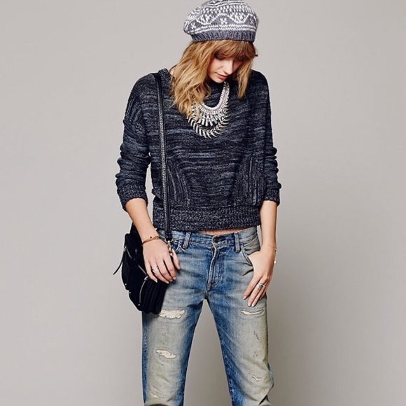 Free People Sweaters - Free People wool blend pullover sweater XS